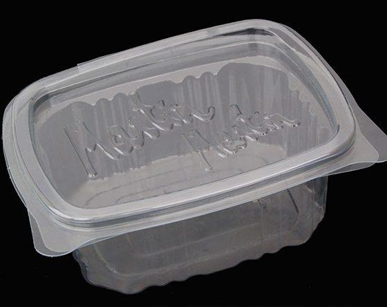 boîte à plastique personnalisé