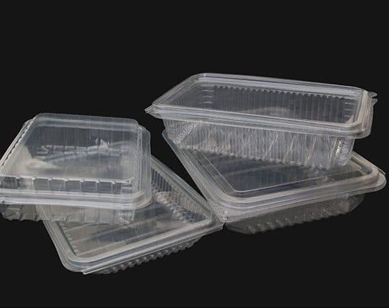 emballage jetable à herbes aromatiques avec couvercle