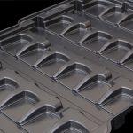 plateau protectrice à pièces injection plastique