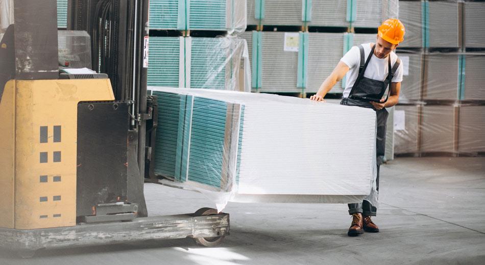 Emballage thermorétractable: un indispensable des entrepôts