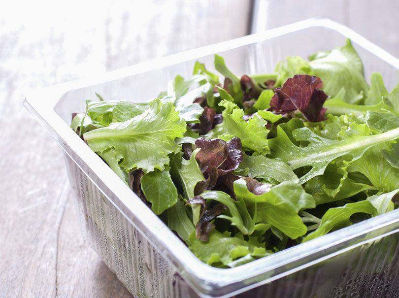 emballages plastique pour nourriture