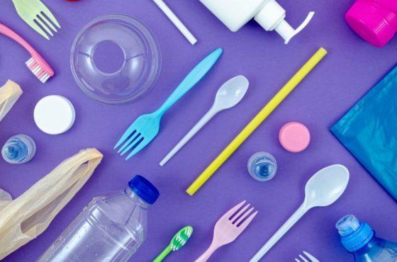 histoire du plastique